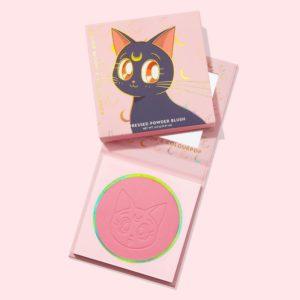 Rubor mate From the Moon, colección Sailor Moon