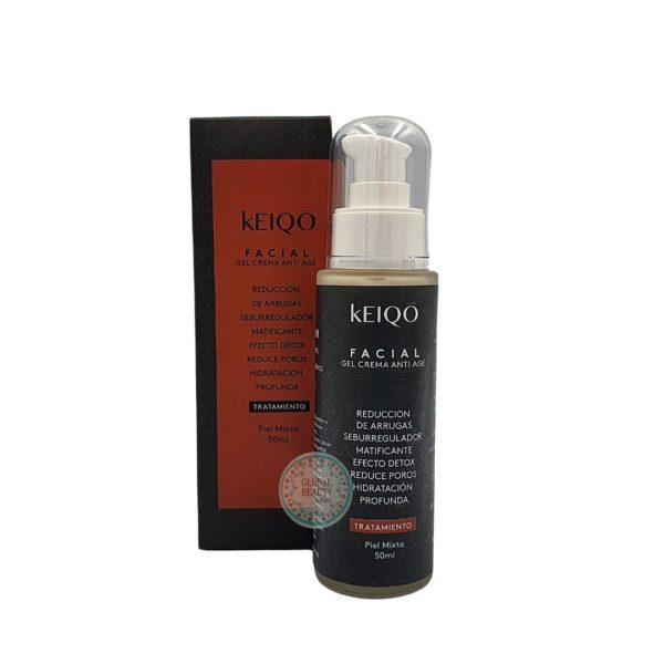 Gel crema antiage piel mixta 35+, 50ml 1