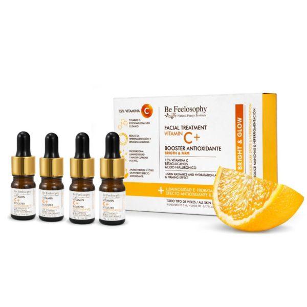 Tratamiento facial con vitamina C 1
