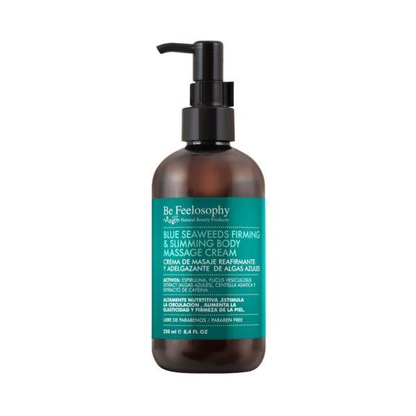 Crema de masajes reafirmante y adelgazante Blue Seaweeds 250 ML 1