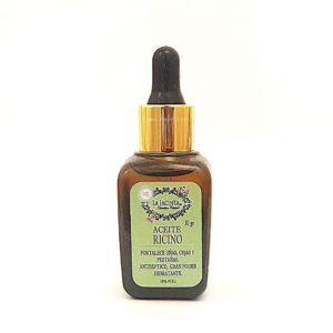 Aceite de ricino puro, La Jacinta 30gr
