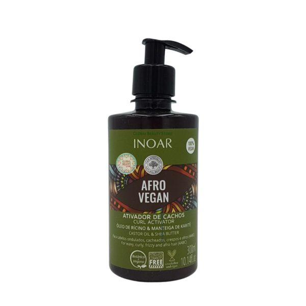 Activador de rizos Afro Vegan 300ml 1
