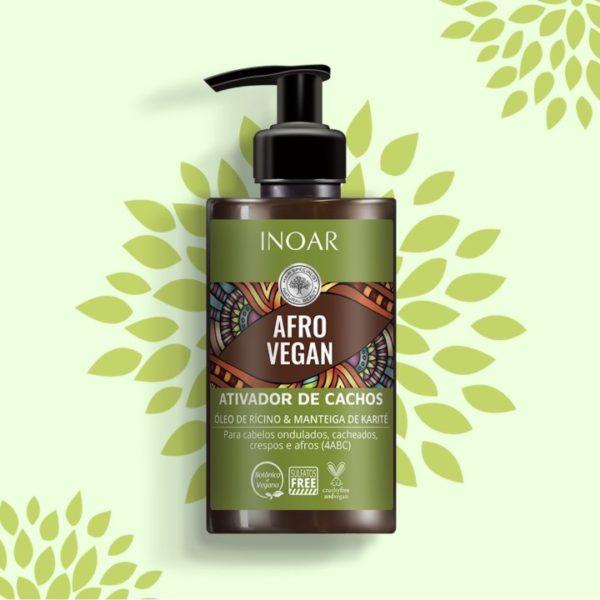 Activador de rizos Afro Vegan 300ml 2