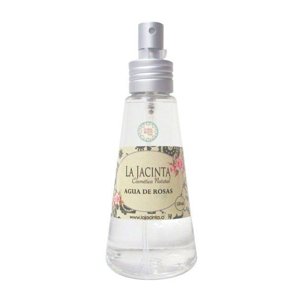 Agua de rosas, calma y refresca la piel 120ml 1