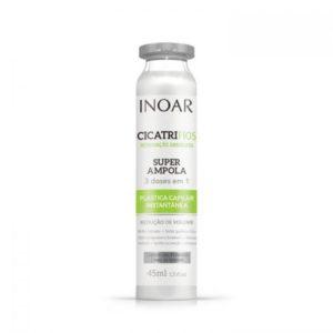 Ampolla Cicatrifios Botánico & vegano de 45 ml