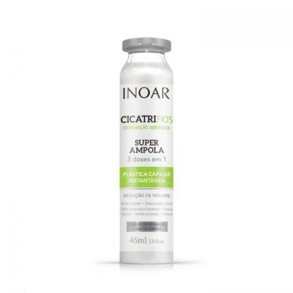 Ampolla Cicatrifios Botánico & vegano de 45 ml 1