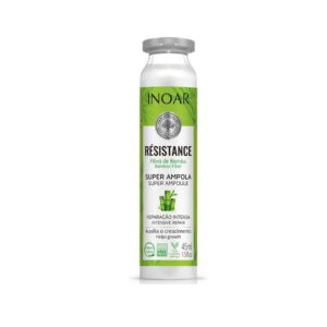 Ampolla resistance bambú, biotina