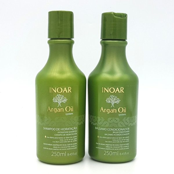Kit Dúo Argán oil 250ml 2
