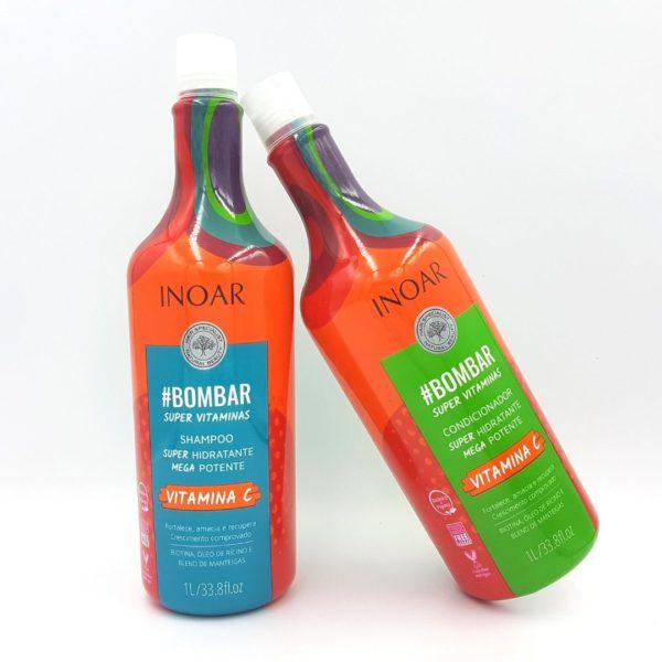Kit Dúo Bombar super vitaminas 1Litro 1