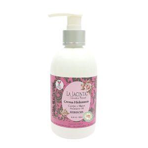 Crema hidratante Hibiscus 250 ml