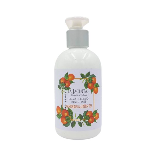Crema hidratante Mandarin & Green Tea 250 ml 1