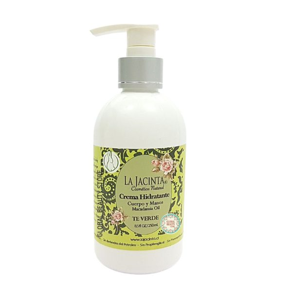 Crema hidratante Té verde 250 ml 1