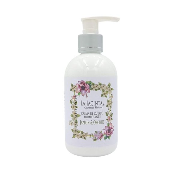 Crema hidratante Jazmin &Orchid 250 ml 1