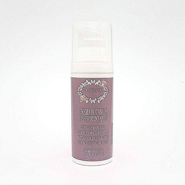 Crema botánica despigmentante antiedad,nocturna/piel mixta-grasa 50gr 1