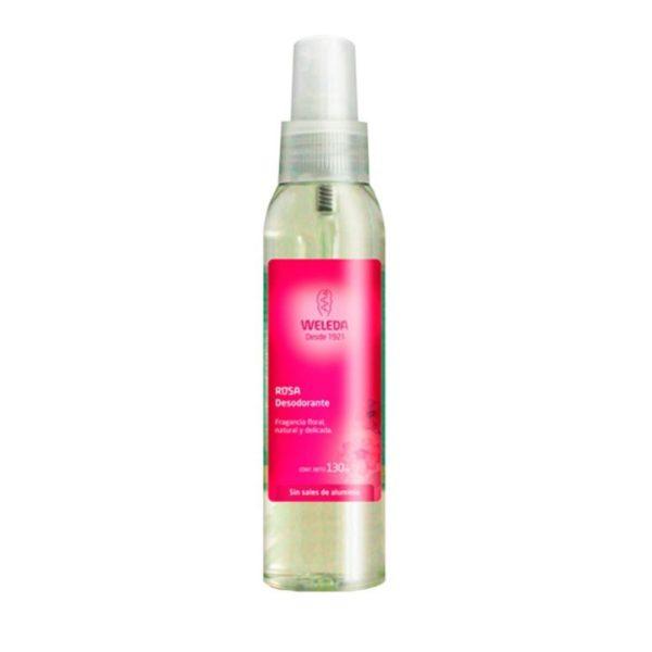 Desodorante spray Rosa 130ml 1