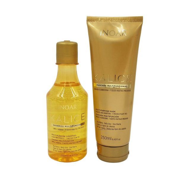 Kit Kálice shampoo 250ml +máscara 240ml 1