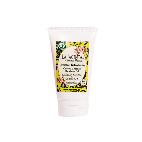 Crema hidratante Lemongrass & verbena 60 ml / Pomo 1