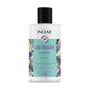 Shampoo Go Vegan antifrizz,con argán y lavanda, 300ml