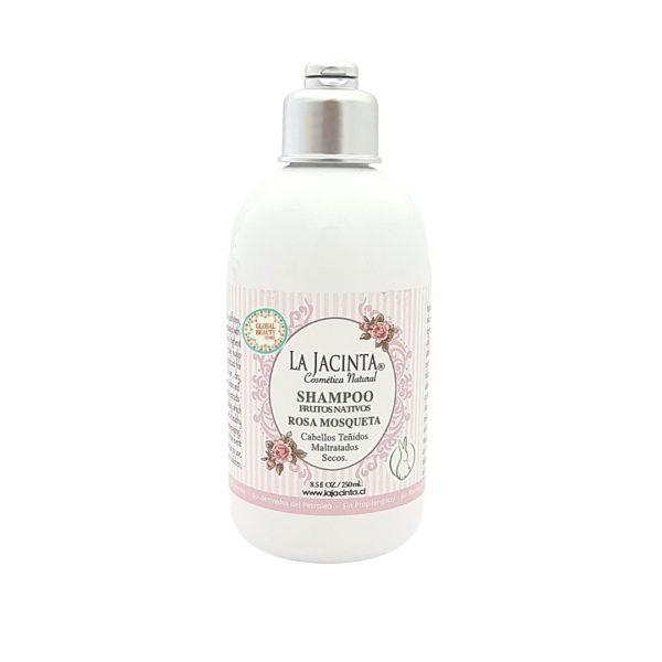 Shampoo de rosa mosqueta 1