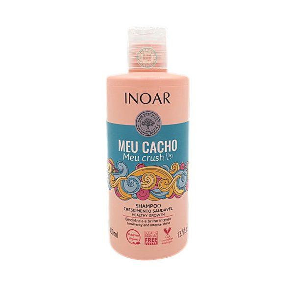 """Shampoo Meu cachos, """"Meu Crush"""" 400ml 1"""