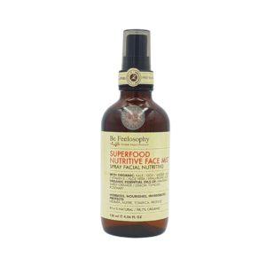 Spray facial nutrtitivo, piel normal a seca 120ml