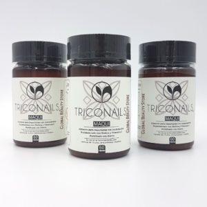 Kit Triconails, tratamiento completo 3x