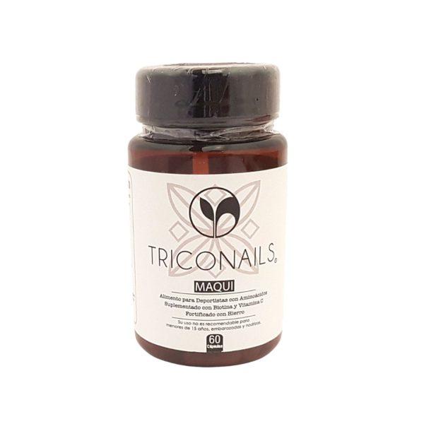 Triconails maqui 60 cápsulas 1