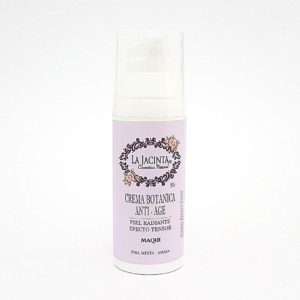 Crema botánica antiage, efecto tensor, piel mixta-grasa 50gr