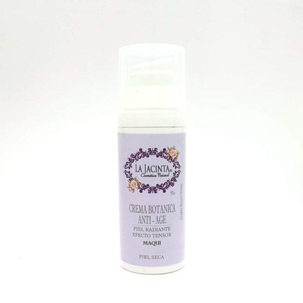 Crema botánica antiage, efecto tensor, piel seca 50gr 1