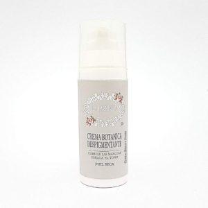 Crema botánica despigmentante piel seca 50gr