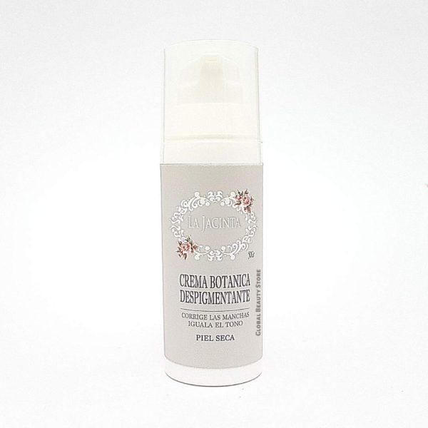 Crema botánica despigmentante piel seca 50gr 1