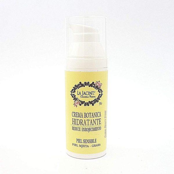 Crema botánica hidratante piel sensible mixta-grasa 50gr 1