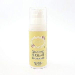 Crema botánica hidratante piel sensible normal-seca 50gr
