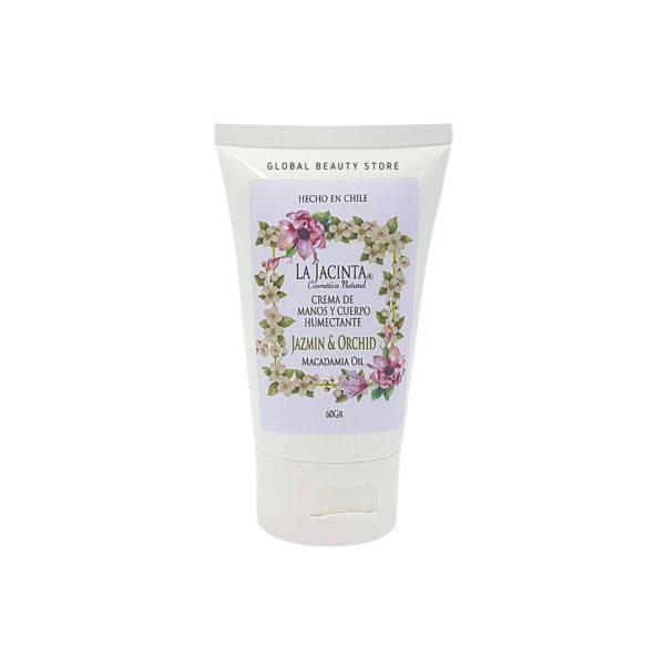 Crema hidratante Jazmin & Orchid 60ml / Pomo 1