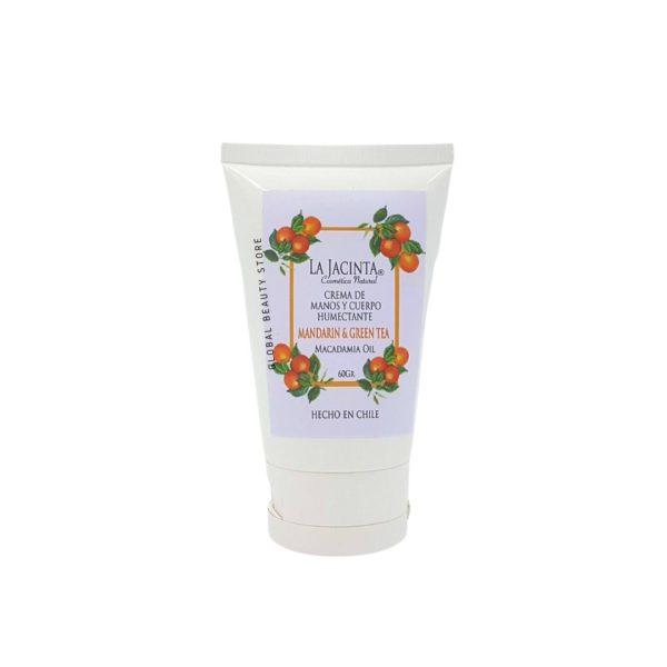Crema hidratante Mandarin &Green Tea 60ml / Pomo 1