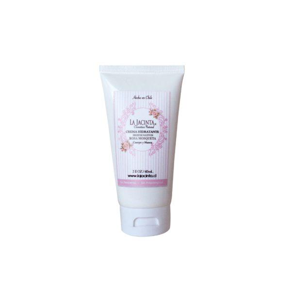 Crema hidratante Rosa mosqueta 60 ml / Pomo 1