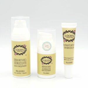 Pack reafirmante piel sensible mixta-grasa