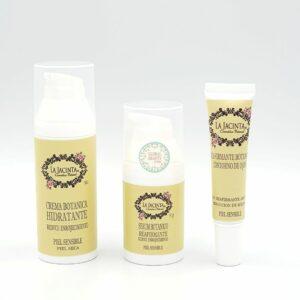 Pack reafirmante piel sensible seca