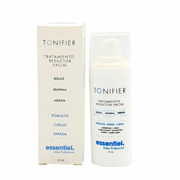 Tonifier tratamiento reductor facial 2