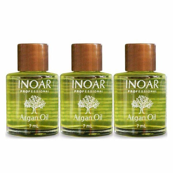 Serum capilar argan oil 7ml INOAR 1
