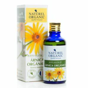 Aceite Vegetal de Árnica Orgánico 50ml