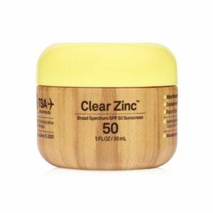 Clear Zinc Oxide SPF 50 - 30ml