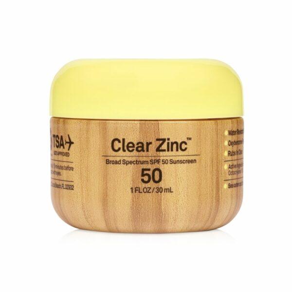 Clear Zinc Oxide SPF 50 - 30ml 1