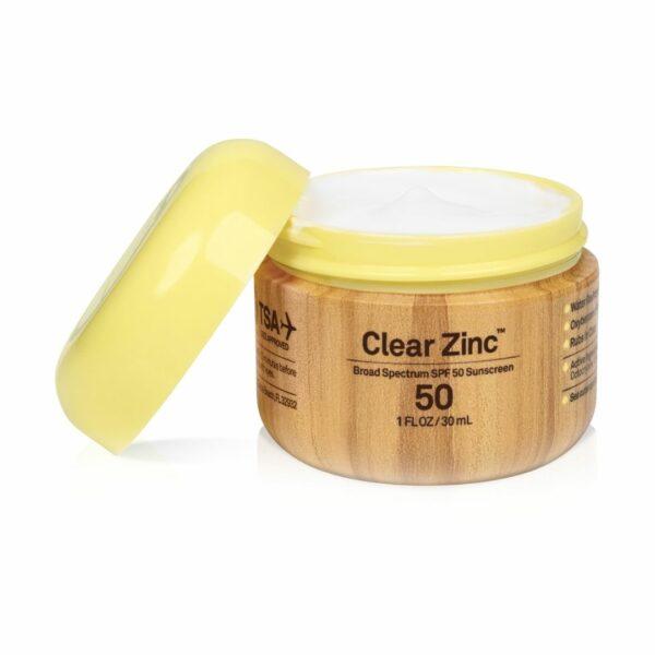 Clear Zinc Oxide SPF 50 - 30ml 3