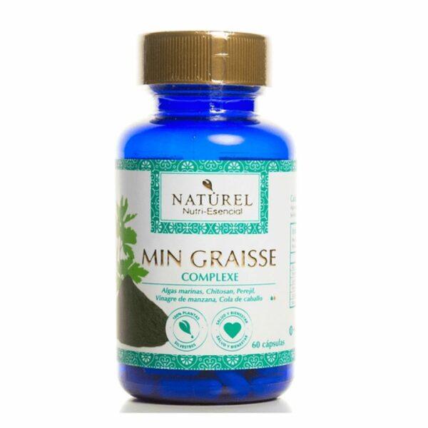 Complejo Min-Graisse control de peso - 60 cápsulas 1