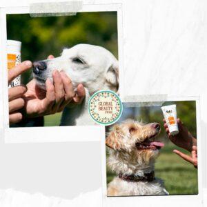 Protector solar para mascotas  - 30gr