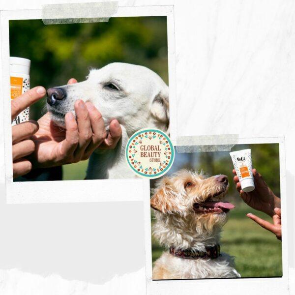 Protector solar para mascotas - 30gr 2