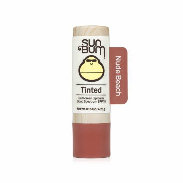 Tinted Lip Balm NUDE BEACH 1