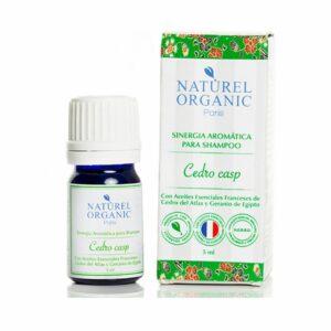 Sinergia shampoo Cedro Casp 5ml - Cabello con Caspa